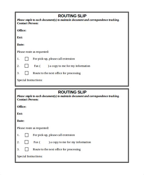 routing form template interoffice routing slips search engine at search