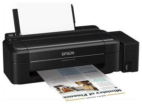 Tinta Printer Epson L300 La Casa De Las Impresoras Impresora De Tinta Continua Epson L300