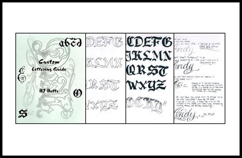 tattoo lettering guide pdf bj betts lettering guide 1 pdf the legacy of elizabeth
