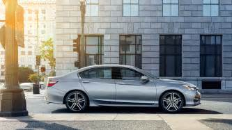 Honda Accord Sport Mpg 2016 Honda Accord Sedan Overview Official Site