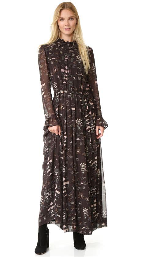 Ratih Jumpsuit Batik By Arken Batik shop antik batik chain dress in faded black at