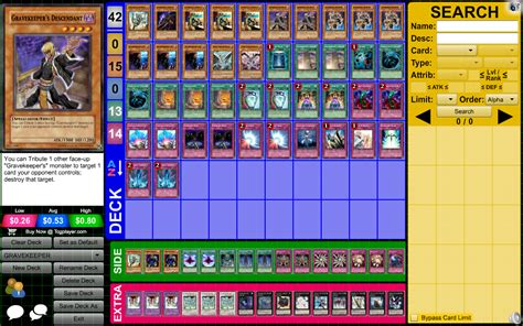 best yugioh deck build dueling network en espa 241 ol abril 2013