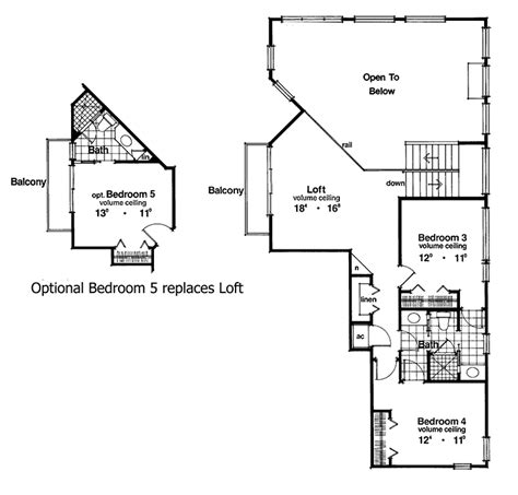 Two Story Courtyard House Plan 6382hd Architectural Two Story Courtyard House Plan 6382hd Architectural