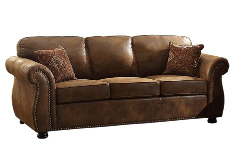 Sparks Furniture Corvallis Bomber Jacket Microfiber Sofa W Sofa Sleeper Sectional Microfiber