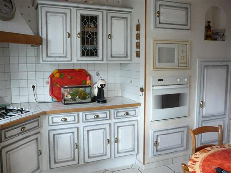 cuisine r駭ovation awesome agrable peindre armoire cuisine chene relooking