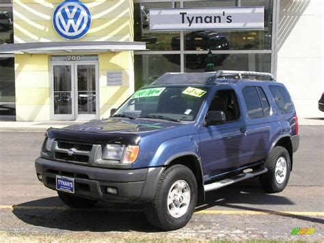 2000 denim blue metallic nissan xterra xe v6 7060528 gtcarlot car color galleries