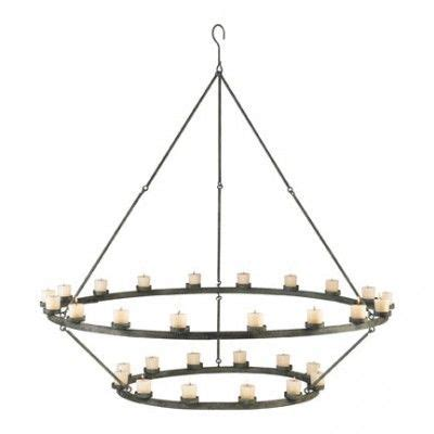 Hanging Tea Light Chandelier 17 Best Images About Candle Chandelier Hanging Votive