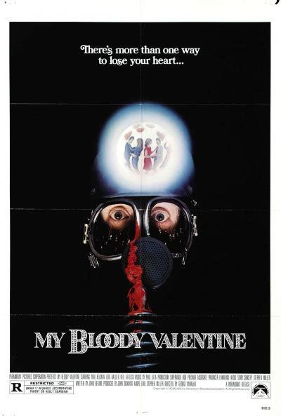 my bloody pelicula trailer carteles de la pel 237 cula san valent 237 n sangriento el