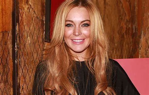 Lohans New by Lindsay Lohan S Exciting New Announcement Who Magazine