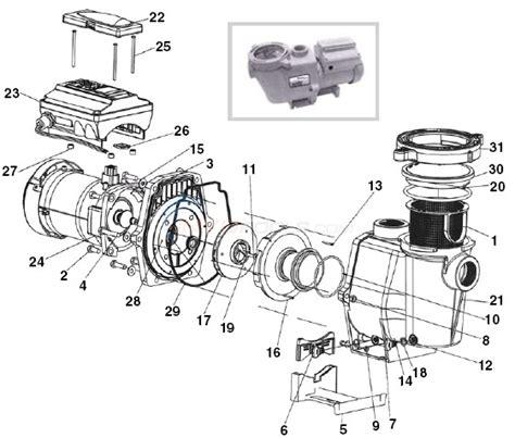pool parts diagram jandy pool wiring diagram whisperflo pool wiring