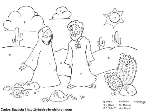 coloring pages jesus and nicodemus nicodemus coloring page coloring home