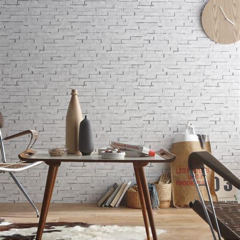 indogate papier peint salon noir et blanc