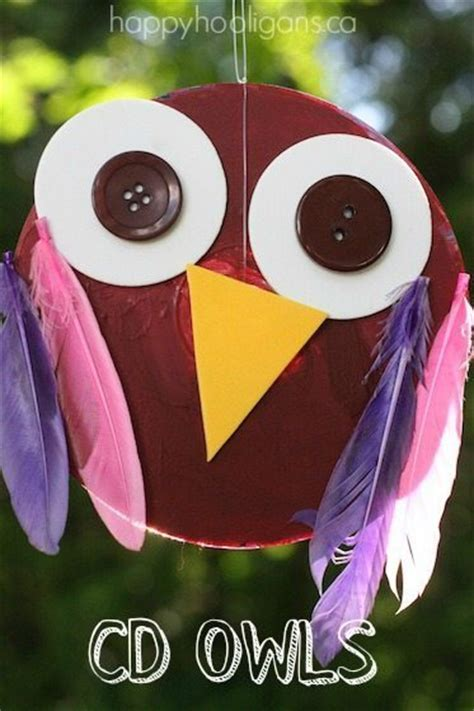 Tippytoe Crafts Snowy Owls - 10 owl crafts for the pinterested parent