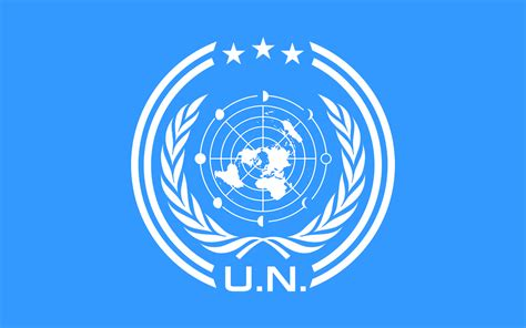 the un the united nations flag from quot the expanse quot vexillology