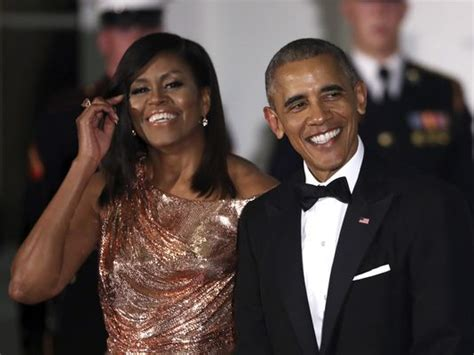 the obama s the obamas let their hair down for their last state dinner