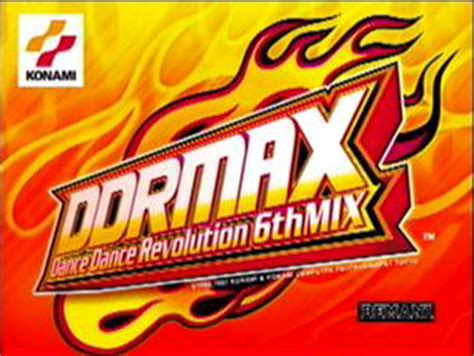 dance dance revolution mix ddr max videogame konami
