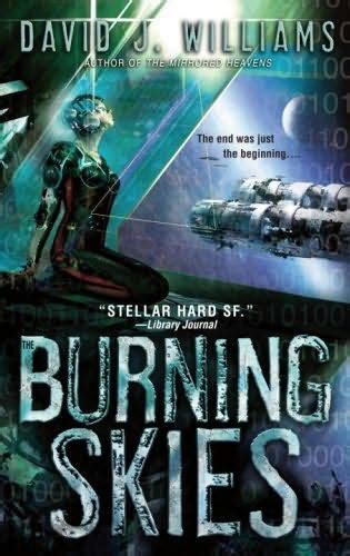 army cif picture book combined review the burning skies by david j williams
