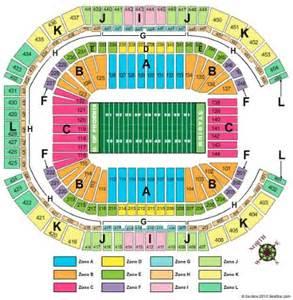 of arizona football stadium map of stadium tickets in glendale arizona