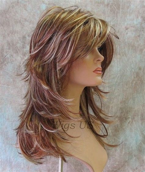 long hair short layers pictures of color cuts and up 802 best hairstyles images on pinterest hair dos hair