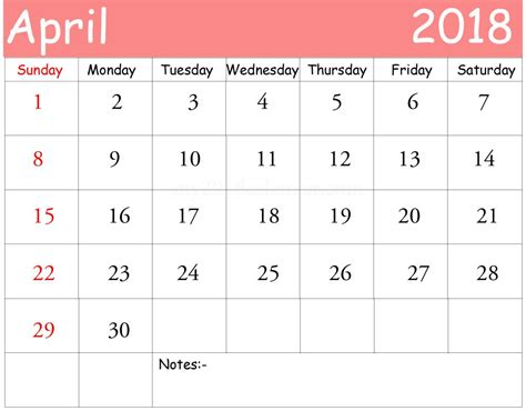 april 2018 calendar april 2018 printable calendar templates