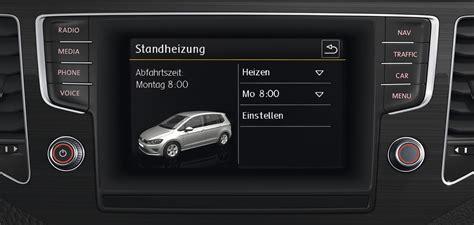 Standheizung Audi A4 Nachr Sten by Original Vw Golf 7 5g Standheizung Mit Klimabedienteil