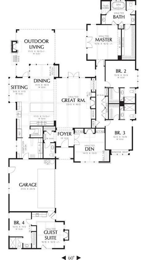 Bones House Floor Plan