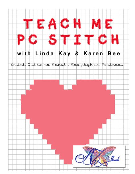 is my she teaches me at home books teach me using pcstitch program 10 to create patterns pdf