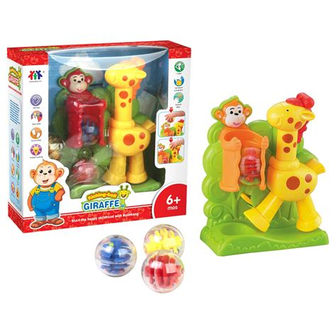 Mainan Anak Giraffe Kick Toys giraffe kick toys jakartanotebook