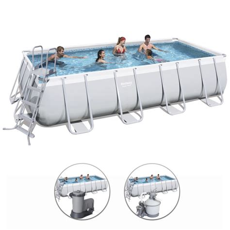 best way piscine fuori terra piscina fuori terra bestway power steel frame bsvillage
