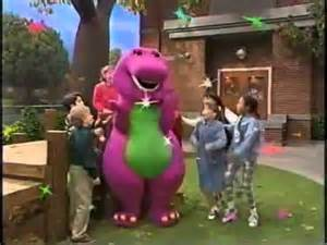 opening to barney s talent show 1996 vhs