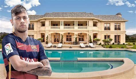 Picture Of Neymar House House And Home Design