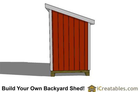 lean  shed plans lean  shed plans  build