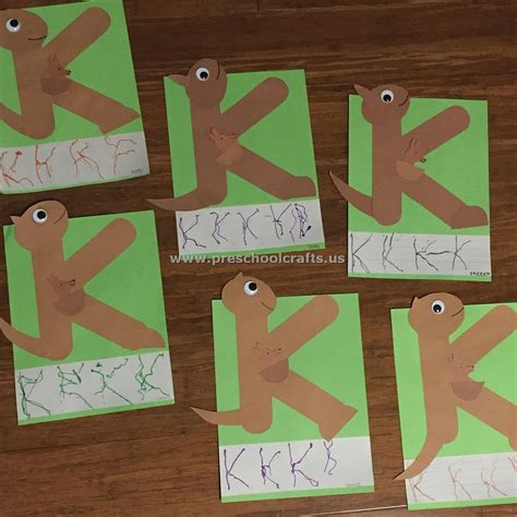 craft for preschool alphabet crafts letter k crafts for preschool preschool