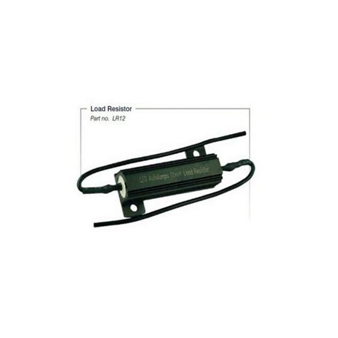 led load resistor halfords product