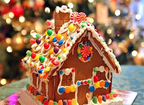 christmas wallpaper gingerbread world sweets christmas sweets