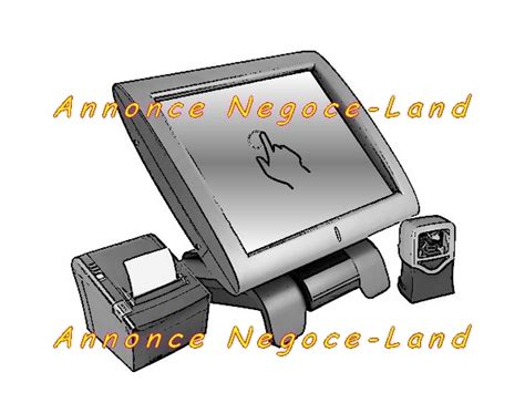 Tiroir Caisse Occasion by Caisse Enregistreuse Tactile Imprimante Tiroir Caisse