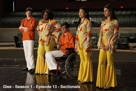 glee season 4 sectionals episode youtube sectionals glee decoration news