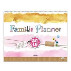 Calendar 2018 Family Familie Planner 2018