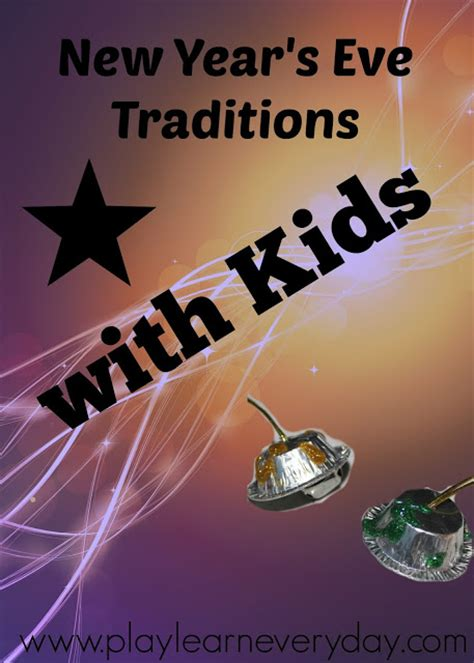 new year traditions for students new year s traditions with play and learn every day