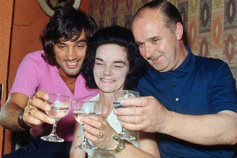 """George Best's ex wife Angie: """"He was an absolute terror"""