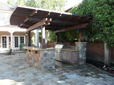 covered outdoor kitchen google search outdoor kitchen