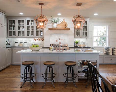 Magnolia Farms Bar Stools by Fixer Cottage Farm House Kitchen