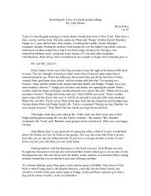 Book Report Examples 4th Grade Nonfiction Book Report Template