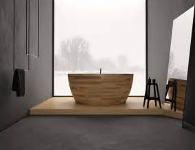 unique wooden bathtub design icreatived