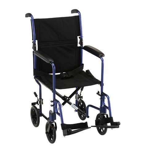 Transfer Chair by 329 Transport Chair Lightweight Comet