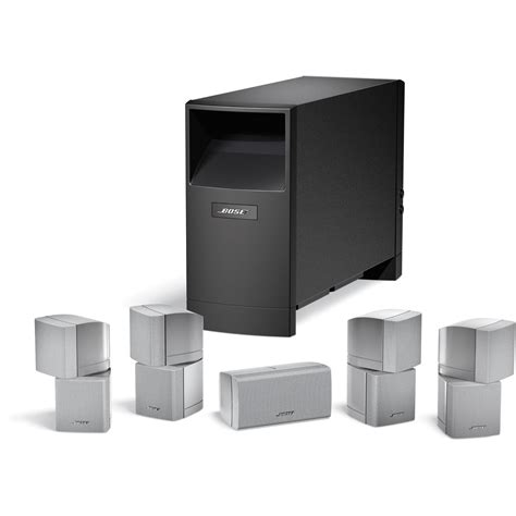 bose acoustimass 10 series iv home entertainment speaker 40292