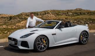 The F Type Jaguar Fast Furious And Phenomenal We Test The 200mph Jaguar F
