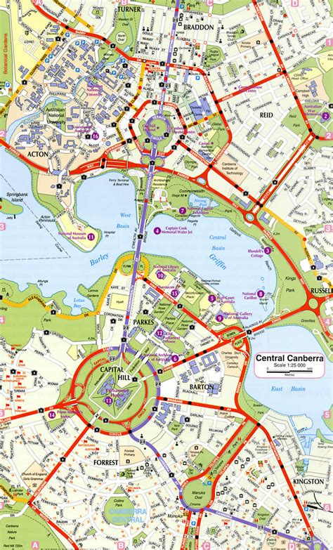explore australia map canberra ring road map explore the world with travel