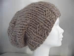 tricoter un bonnet en facile