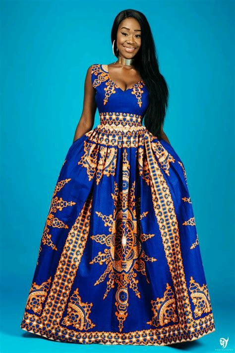 wearnig afro puff to formal event check out these lovely maxi dresses best african slit